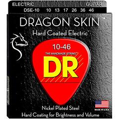 DR Strings Dragon Skin Electric DSE-10  Medium « Saiten E-Gitarre