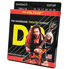 DR Strings Dimebag Hi Voltage DBG-10  Medium « Saiten E-Gitarre