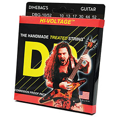 DR Strings Dimebag High Voltage DBG-10/52  Medium Heavy « Saiten E-Gitarre