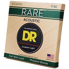 DR Strings Rare RPML-11 Custom Light .011-050 « Saiten Westerngitarre