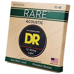 DR Strings Rare RPL-10/12 12 String « Saiten Westerngitarre