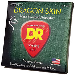 DR Strings Dragon Skin DSA-10/12  12 String « Saiten Westerngitarre