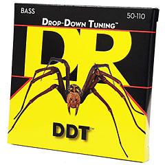DR Strings Drop-Down Tuning DDT-50 Heavy « Saiten E-Bass