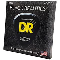 DR Strings Black Beauties BKB-40 .40-100 « Saiten E-Bass