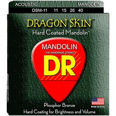 DR Strings Dragon Skin Mandolin DSM-11 Custom Light .011-040