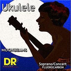DR Strings Moonbeams UFSC Soprano/Concert Fluorocarbon