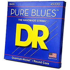 DR Strings Pure Blues PB45/100 .045-100 « Saiten E-Bass