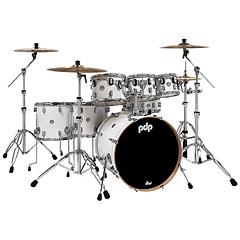 pdp Concept Maple CM7 Pearlescent White Shellset « Drumstel