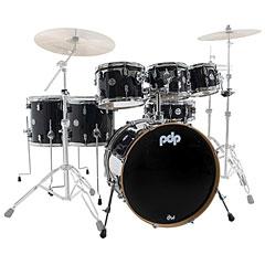 pdp Concept Maple CM7 Ebony Stain Shellset « Drumstel