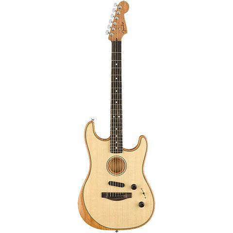 E-Gitarre Fender Acoustasonic Strat NAT