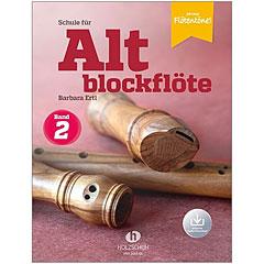 Holzschuh Schule für Altblockflöte 2 (mit Audio-Download) « Leerboek