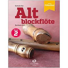 Holzschuh Schule für Altblockflöte 2 « Leerboek
