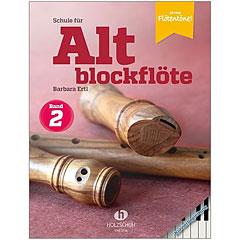 Holzschuh Schule für Altblockflöte 2 - Klavierbegleitung « Leerboek