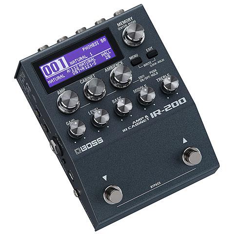 Effektgerät E-Gitarre Boss IR-200