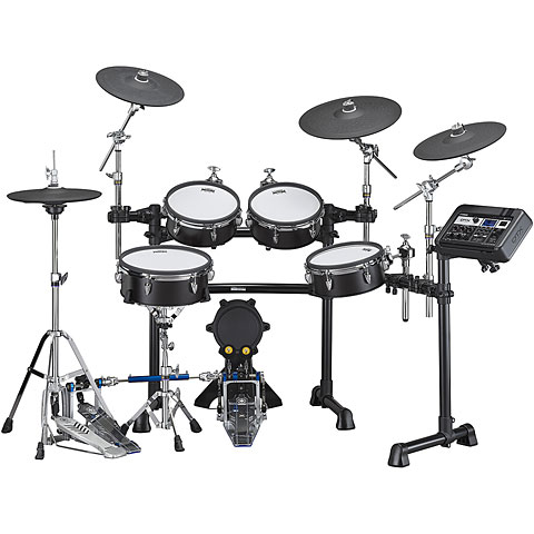 E-Drum Set Yamaha DTX8K-M Black Forest with Mesh Heads