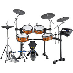 Yamaha DTX8K-M Real Wood with Mesh Heads « Elektrisch drumstel