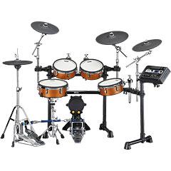 Yamaha DTX8K-X Real Wood « Elektrisch drumstel