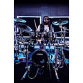 E-Drum Set Yamaha DTX10K-M Black Forest with Mesh Heads