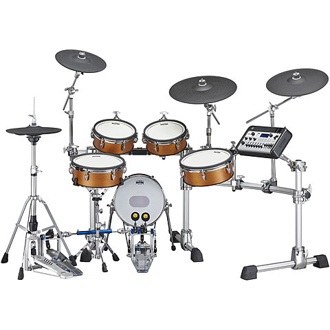 E-Drum Set Yamaha DTX10K-X Real Wood