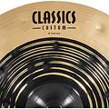 """Crash-Becken Meinl Classics Custom Dual CC19DUC Crash 19"""""""