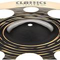 """Crash-Becken Meinl Classics Custom Dual CC18DUTRC Trash Crash 18"""""""
