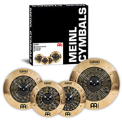 Meinl Classics Custom Dual CCDU141620 Complete Cymbal Set