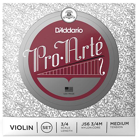 Saiten Streichinstr. D'Addario J56 3/4 m Pro Arte