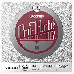 D'Addario J56 3/4 m Pro Arte « Cuerdas instr. arco