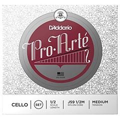 D'Addario J59 1/2 m Pro Arte « Cuerdas instr. arco