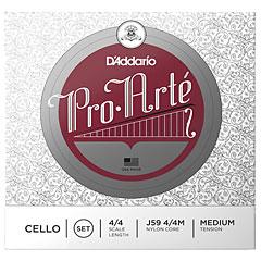 D'Addario J59 4/4 m Pro Arte « Cuerdas instr. arco