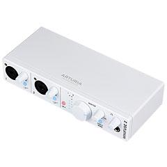 Arturia MiniFuse 2 White « Audio Interface