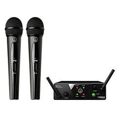 AKG WMS 40 Mini-Dual-Vocal-ISM « Microfoonset