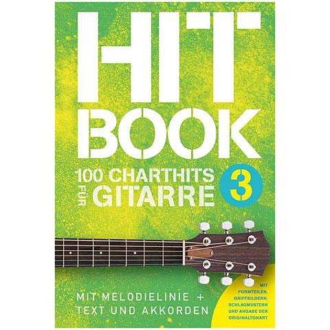 Notenbuch Bosworth Hitbook 3 - 100 Charthits für Gitarre
