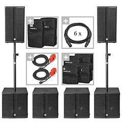 HK-Audio LINEAR 3 - HP roadSet « Aktiv-PA-Set