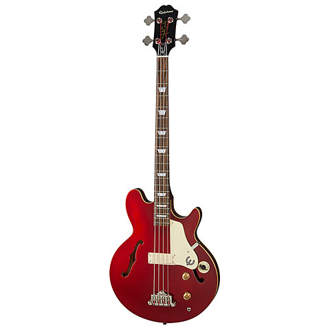 Epiphone Jack Casady Signature Sparkling Burgundy « Electric Bass Guitar