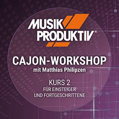 Musik Produktiv Cajon-Workshop mit Matthias Philipzen « Teilnahmeticket