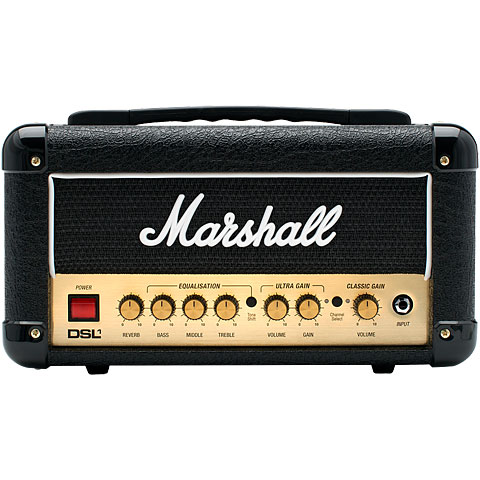 Topteil E-Gitarre Marshall DSL1HR