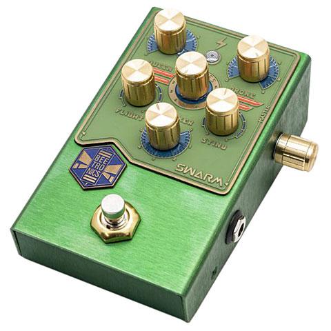 Effektgerät E-Gitarre Beetronics Swarm Panama Gold limited Edition