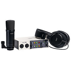 Universal Audio Volt 2 Studio Pack « Audio Interface