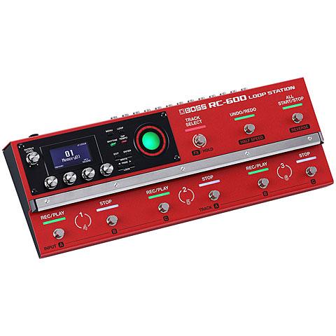 Effektgerät E-Gitarre Boss RC-600 Loop Station