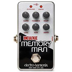 Electro Harmonix Nano Deluxe Memory Man « Guitar Effect