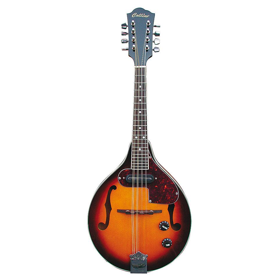 Collins CM01E Bluegrass Mandolin