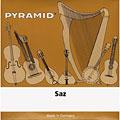 Snaren Tokkelinstr. Pyramid Saz