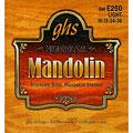 Saiten Zupfinstrument GHS E250 Stainless Steel Mandolin Strings