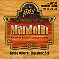 Saiten Zupfinstrument GHS A260 Phosphor Bronze Mandolin Strings