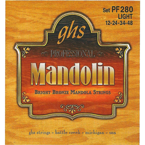 GHS PF280 Tenor Mandola
