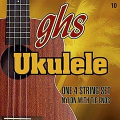GHS 10 Ukulele Sopran « Cuerdas