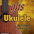 Cordes pour instrument à corde GHS 10 Ukulele Sopran