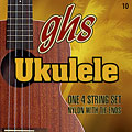 Saiten Zupfinstrument GHS 10 Ukulele Sopran