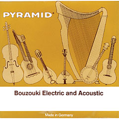 Pyramid Bouzouki,gleichtönig,Ball-End « Cordes pour instrument à corde